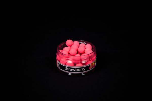 Fluoro pop-up Strawberry